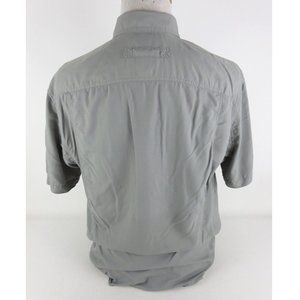 Duluth Trading Co Shirts - Duluth Trading Co Medium Short Sleeve Shirt Nylon